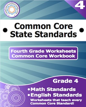 Fourth Grade Common Core Homework