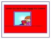 Fourth Grade Common Core Language Arts Standards