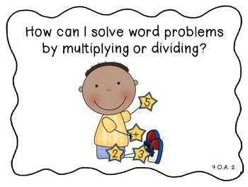 Fourth Grade Common Core Math Essential Questions
