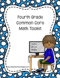 Fourth Grade Math Toolkit