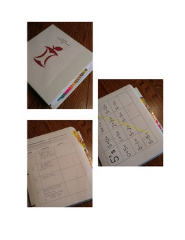 Fourth Grade Common Core Planning Template and Organizer Package
