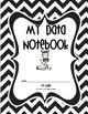 Fourth Grade Common Core Student Data Notebooks and I Can Checklist