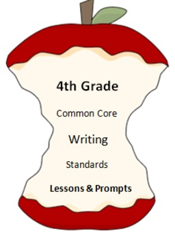 4th grade writing prompts common core Twenty-five 4th grade writing prompt task cards fun and creative writing projects directly aligned to the 4th grade language arts ccss standards, but suitable to any 4th grade curriculum.