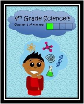 Fourth Grade Common Core and Next Generation Science NGSS Lessons: Quarter 1