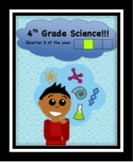 Fourth Grade Common Core and Next Generation Science NGSS Lessons: Quarter 2