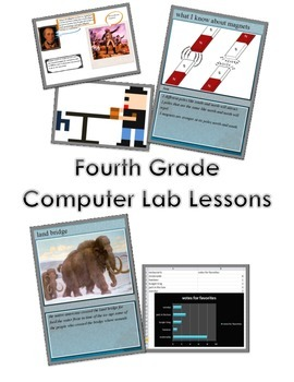 Fourth Grade Computer Lab / Technology Lessons