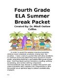 Fourth Grade ELA Summer Learning Packet