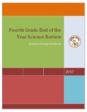 Fourth Grade End of Year Science Review