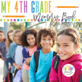 Fourth Grade End of the Year Scrapbook Memory Book Yearbook