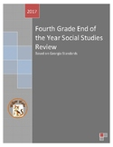 Fourth Grade End of the Year Social Studies Review