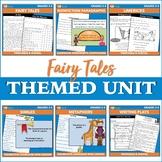 Fairy Tales Unit - Fourth Grade ELA Curriculum Bundle 1