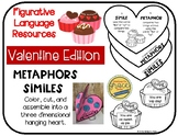 Fourth Grade Figurative Language Resources Valentine's Day