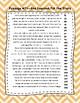 Fourth Grade Fluency and Comprehension Passages Set C (Passages 21-29) DORF