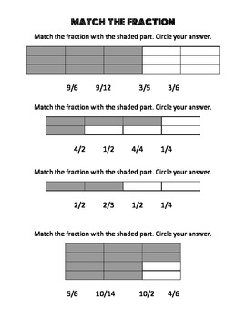 Fourth Grade Fractions and Decimals