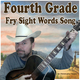 Fourth Grade Sight Words Song #1