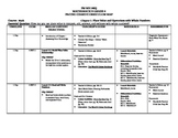 Fourth Grade Go Math Curriculum Map