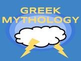 Fourth Grade Greek Mythology  Allusions