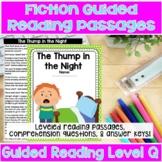 Fourth Grade Reading Comprehension