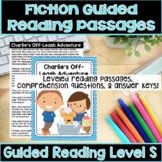 Fourth Grade Guided Reading Level S