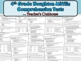 Fourth Grade HM Comprehension Tests
