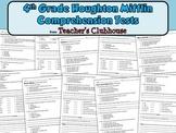 Fourth Grade HM Comprehension Tests