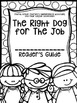 Fourth Grade Journey's Activities: The Right Dog For The Job (Lesson 17)