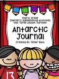 Fourth Grade Journey's Supplemental Activities: Antarctic Journal Lesson 13