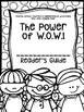 Fourth Grade Journey's Supplemental Activities:The Power of W.O.W.!: Lesson Four