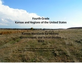 Fourth Grade Kansas Social Studies Standards Organizer