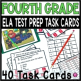 4th Grade Language Arts Test Prep Activities