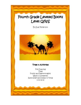 Fourth Grade Leveled Books:  Level S - Set 1