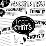 Fourth Grade Math Chats Geometry