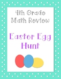 Fourth Grade Math Easter Egg Hunt