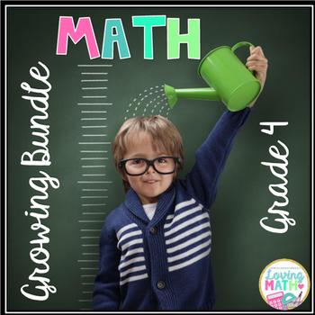 Fourth Grade Math Bundle