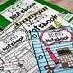 Fourth Grade Math Interactive Notebook: Starter Set + Divider Tabs Bundle (TEKS)