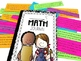 Word Problem Math Journal for Fourth Grade *EDITABLE*