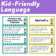Fourth Grade Math I Can Statements (Learning Targets) for the Common Core