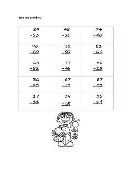Fourth Grade Math Pack