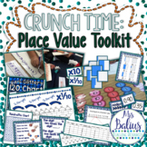 Place Value Toolkit and Manipulatives