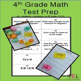 4th Grade Test Prep Math