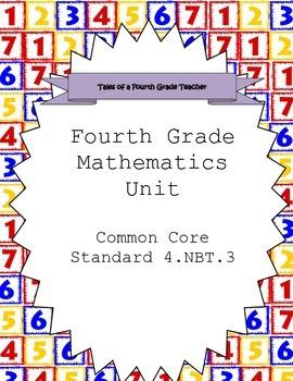 Fourth Grade Math Rounding