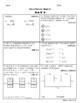 Fourth Grade Math Spiral Review, Quarter 1, Week 5