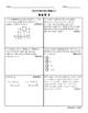 Fourth Grade Math Spiral Review, Quarter 1, Week 6
