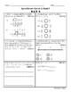 Fourth Grade Math Spiral Review, Quarter 2, Week 3