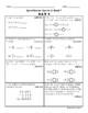 Fourth Grade Math Spiral Review, Quarter 2, Week 7