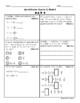 Fourth Grade Math Spiral Review, Quarter 2, Week 9