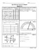 Fourth Grade Math Spiral Review, Quarter 3, Week 8