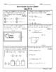 Fourth Grade Math Spiral Review, Quarter 4, Week 1