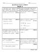 Fourth Grade Math Spiral Review, Quarter 4, Week 3