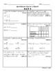 Fourth Grade Math Spiral Review, Quarter 4, Week 5